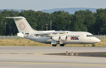D-AMGL - WDL British Aerospace BAe 146-200/Avro RJ85