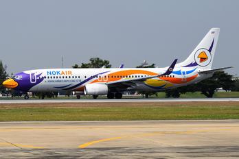HS-DBY - Nok Air Boeing 737-800