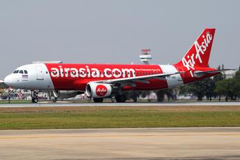 HS-ABO - AirAsia (Thailand) Airbus A320