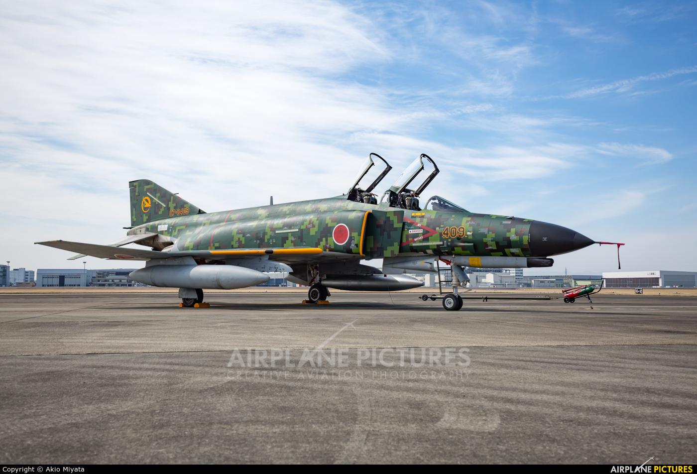 Japan - Air Self Defence Force 87-8409 aircraft at Nagoya - Komaki AB