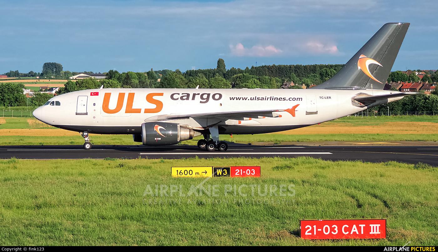 ULS Cargo TC-LER aircraft at Maastricht - Aachen