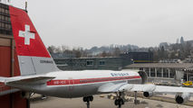 HB-ICC - Swissair Convair CV-990 Coronado aircraft