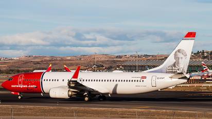 EI-FHS - Norwegian Air International Boeing 737-800