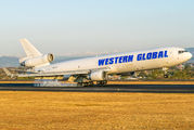 N581JN - Western Global Airlines McDonnell Douglas MD-11F aircraft