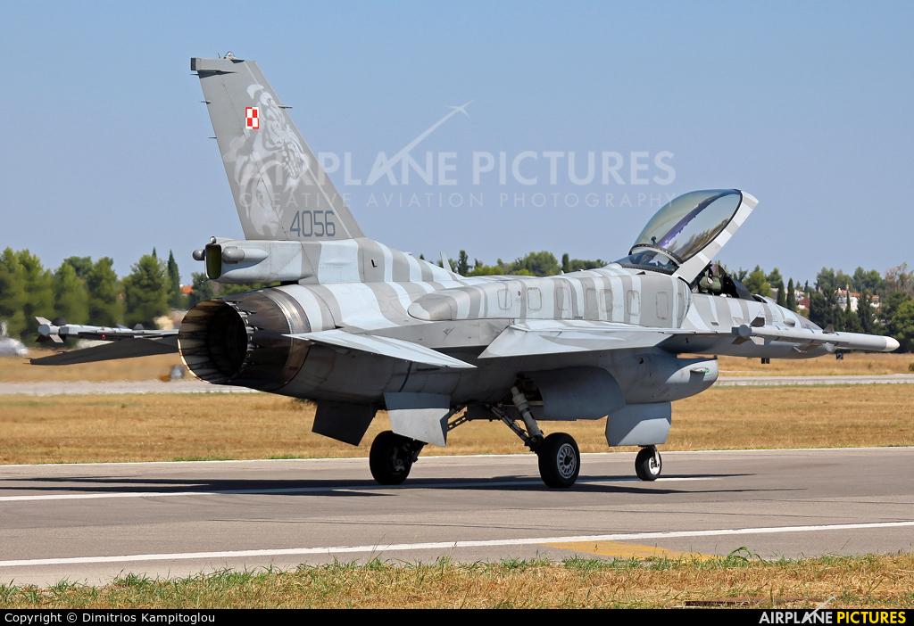 Poland - Air Force 4056 aircraft at Tanagra