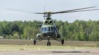 SN-41XP - Poland - Police Mil Mi-8T