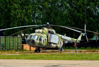 95141 - Belarus - Air Force Mil Mi-8MT