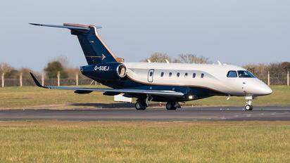 G-SUEJ - Saxon Air Embraer EMB-550 Legacy 500