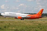 OM-GTC - Hamburg Airways Boeing 737-400 aircraft