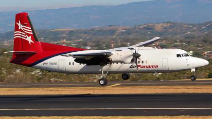 HP-1793PST - Air Panama Fokker 50