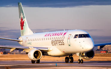 C-FXJC - Air Canada Express Embraer ERJ-175 (170-200)