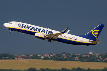 EI-ENT - Ryanair Boeing 737-800