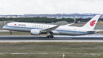 B-7878 - Air China Boeing 787-9 Dreamliner