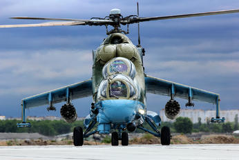 RF-91072 - Russia - Air Force Mil Mi-24P