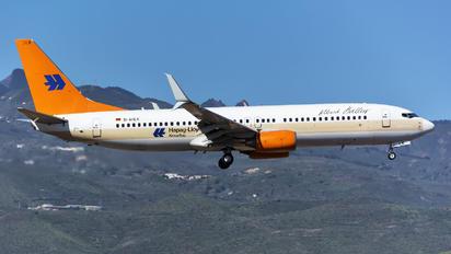 D-AHLK - TUIfly Boeing 737-800