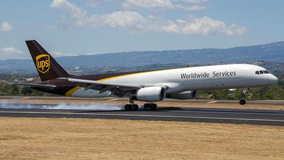 N469UP - UPS - United Parcel Service Boeing 757-200F