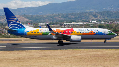 HP-1825CMP - Copa Airlines Boeing 737-800