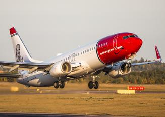 EI-FJX - Norwegian Air International Boeing 737-800