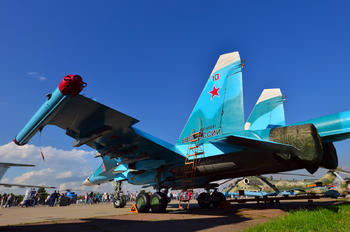 RF-95841 - Russia - Air Force Sukhoi Su-34
