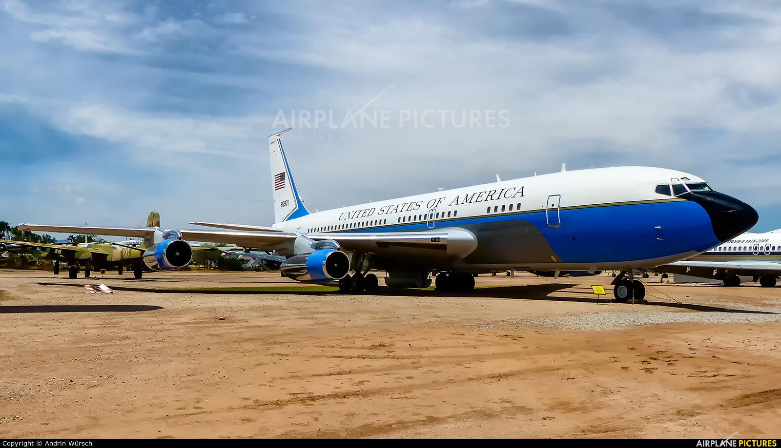 USA - Air Force 58-6971 aircraft at Tucson - Pima Air & Space Museum