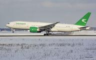 EZ-A778 - Turkmenistan Airlines Boeing 777-200LR aircraft