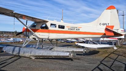 C-GFLT - Sunshine Coast Air de Havilland Canada DHC-2 Beaver