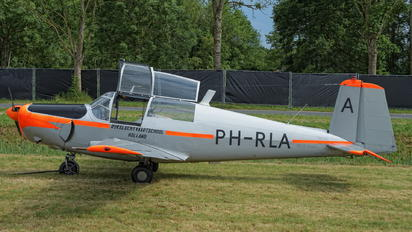 PH-RLA - Netherlands - Government SAAB 91 Safir