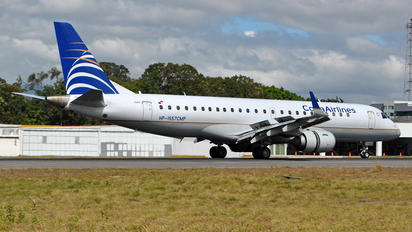 HP-1557CMP - Copa Airlines Embraer ERJ-190 (190-100)