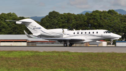 N750ME - Private Cessna 750 Citation X