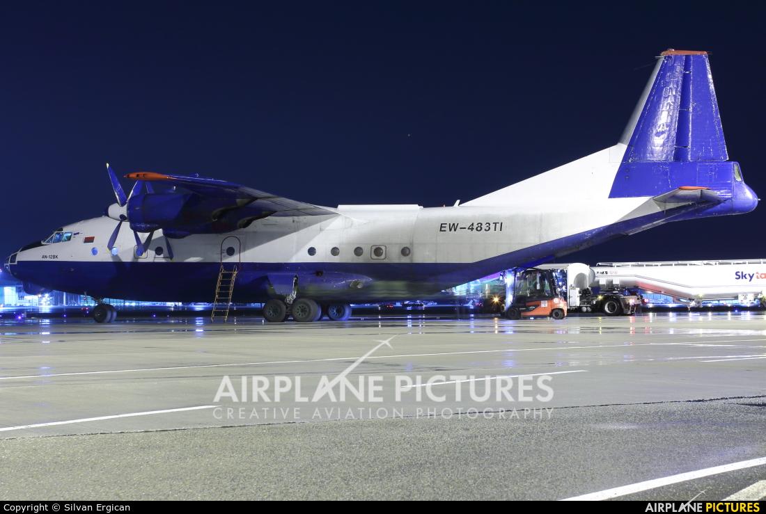 Ruby Star Air Enterprise EW-483TI aircraft at Stuttgart