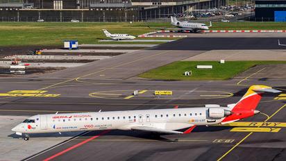 EC-LKF - Air Nostrum - Iberia Regional Canadair CL-600 CRJ-1000