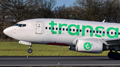 PH-XRD - Transavia Boeing 737-700