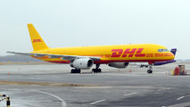 G-DHKF - DHL Cargo Boeing 757-200 aircraft