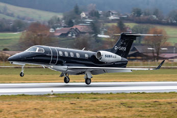 G-SRFA - Surfair Embraer EMB-505 Phenom 300
