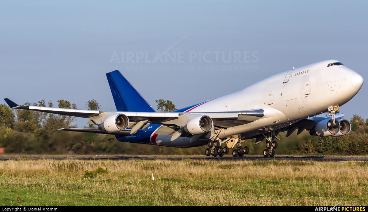 Aero Trans Cargo ER-JAI aircraft at Maastricht - Aachen