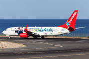 PH-CDF - Corendon Dutch Airlines Boeing 737-800 aircraft
