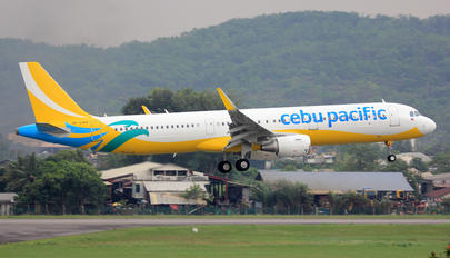 RP-C4111 - Cebu Pacific Air Airbus A321