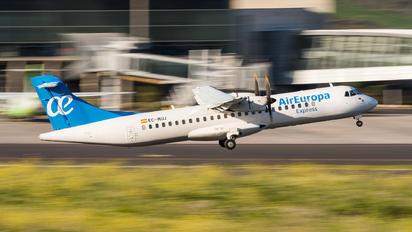 EC-MUJ - Air Europa Express ATR 72 (all models)