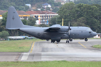 NZ7003 - New Zealand - Air Force Lockheed C-130H Hercules