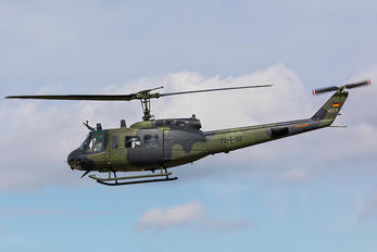 72+32 - Germany - Air Force Bell UH-1D Iroquois