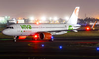 XA-VIV - VivaAerobus Airbus A320 NEO aircraft