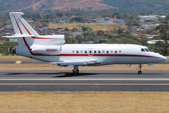N889H - Honeywell Aviation Services Dassault Falcon 900 series