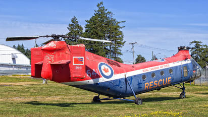 9641 - Canada - Air Force Piasecki H-21B Work Horse