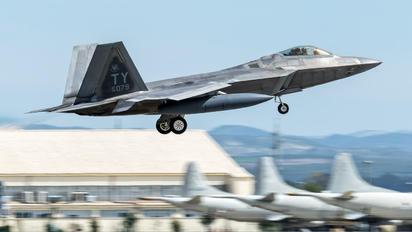 04-4079 - USA - Air Force Lockheed Martin F-22A Raptor