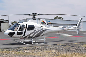 XC-PTZ - Mexico - Government Airbus Helicopters H125
