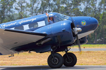 G-BKGM - Private Beechcraft C-45H Expeditor