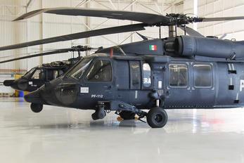 PF-112 - Mexico - Police Sikorsky UH-60M Black Hawk