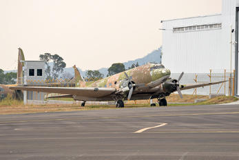 FAH-308 - Honduras - Air Force Douglas C-47D Skytrain