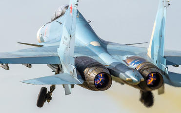 RF-93656 - Russia - Air Force Sukhoi Su-30SM