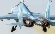 RF-93656 - Russia - Air Force Sukhoi Su-30SM aircraft